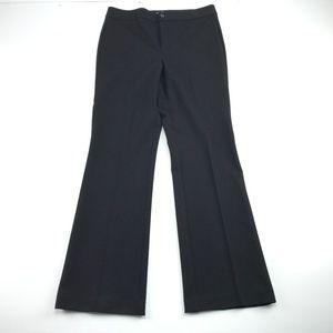 NYDJ  Flat Front Career Trouser Pants 10
